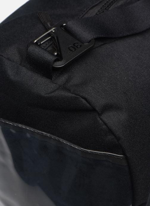 Sporttaschen Nike Nk Heritage Duffle - Mtrl schwarz ansicht von hinten