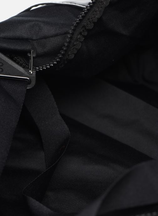 Sporttaschen Nike Nk Heritage Duffle - Mtrl schwarz ansicht von links