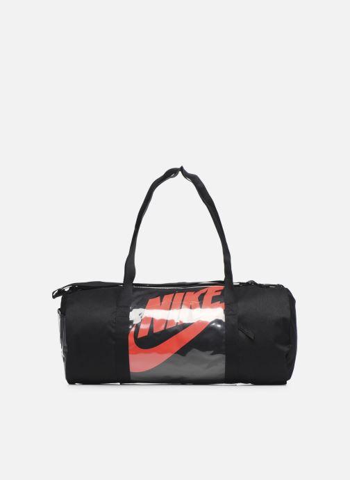 Bolsas de deporte Nike Nk Heritage Duffle - Mtrl Negro vista de detalle / par