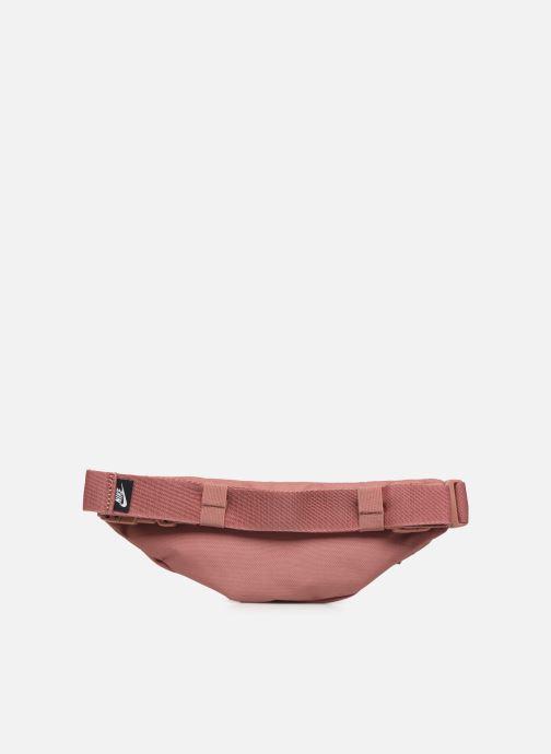 Handtaschen Nike Nk Heritage Hip  Pack - Small rosa ansicht von vorne