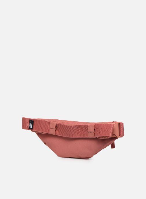 Handtaschen Nike Nk Heritage Hip  Pack - Small rosa ansicht von rechts