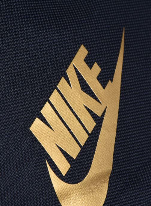 Borse Nike Nk Heritage Hip  Pack - Small Azzurro immagine sinistra