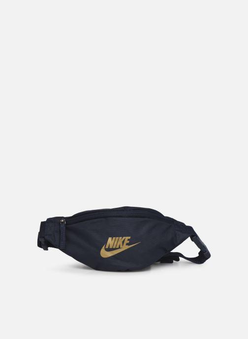Sacs à main Nike Nk Heritage Hip  Pack - Small Bleu vue détail/paire