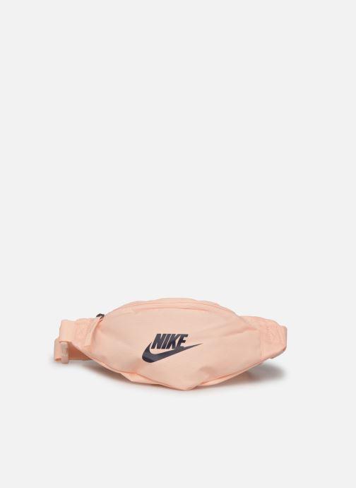 Borse Nike Nk Heritage Hip  Pack - Small Rosa vedi dettaglio/paio