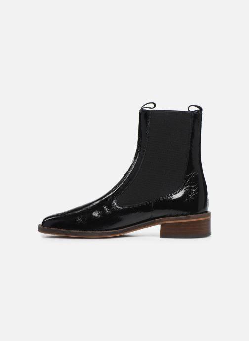 Boots en enkellaarsjes Jonak Bolivia Zwart voorkant