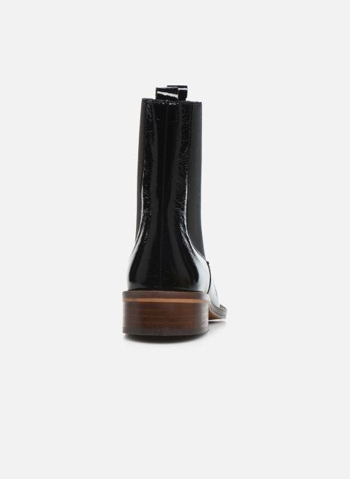 Boots en enkellaarsjes Jonak Bolivia Zwart rechts