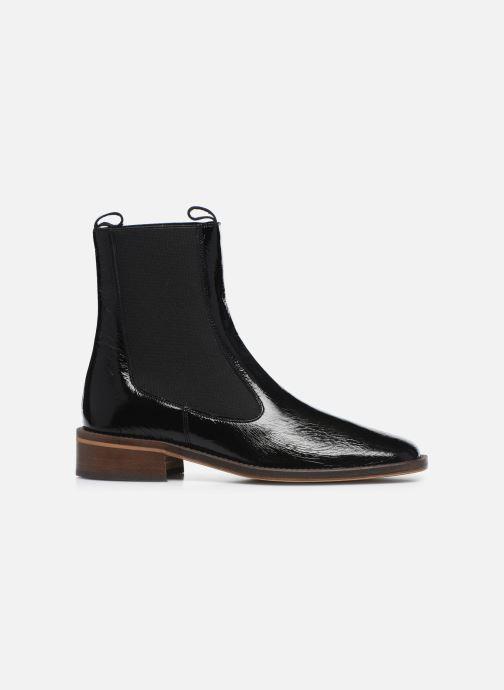 Boots en enkellaarsjes Jonak Bolivia Zwart achterkant