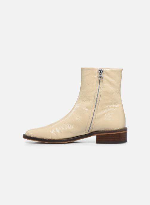 Boots en enkellaarsjes Jonak Bengal Beige voorkant