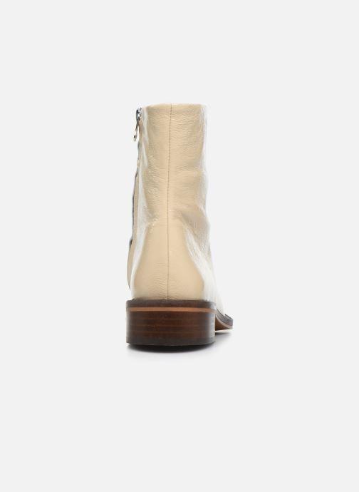 Boots en enkellaarsjes Jonak Bengal Beige rechts