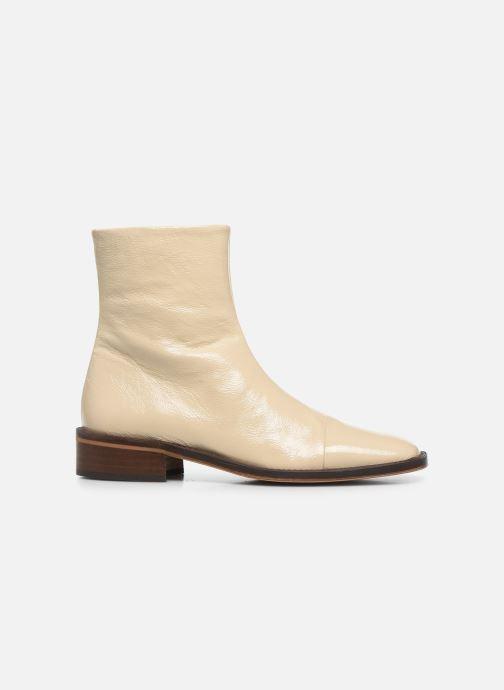 Boots en enkellaarsjes Jonak Bengal Beige achterkant