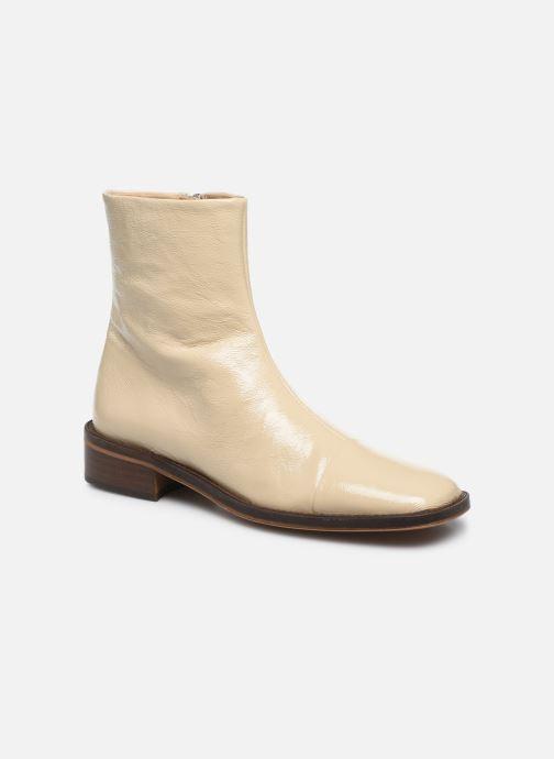 Bottines et boots Jonak Bengal Beige vue détail/paire