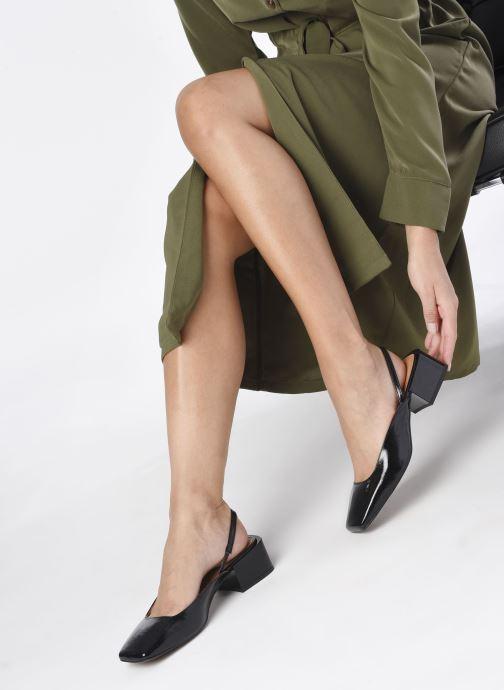 Sandali e scarpe aperte Jonak Bachata Nero immagine dal basso
