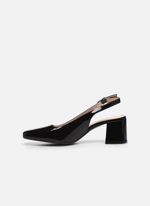 Zapatos de tacón Jonak Dahlia Negro vista de frente