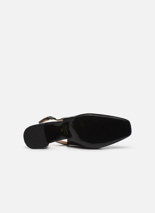 Zapatos de tacón Jonak Dahlia Negro vista de arriba