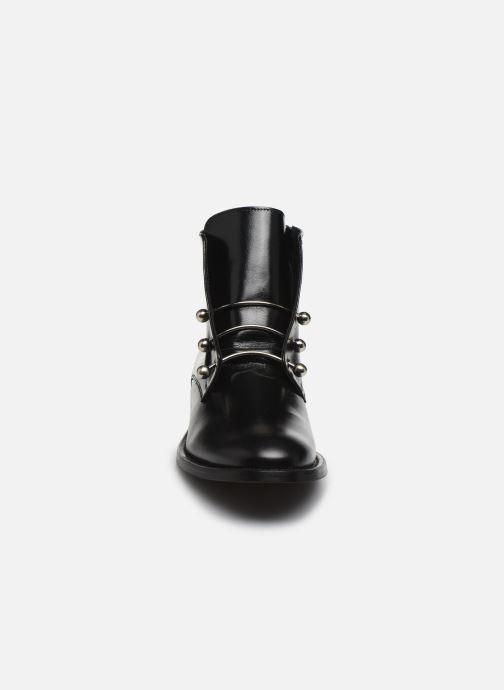 Bottines et boots Jonak Dhavlen Noir vue portées chaussures