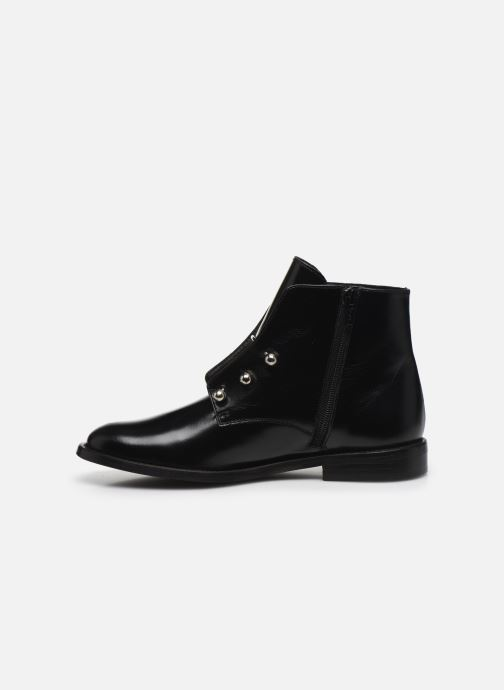 Jonak Dhavlen (Noir) Bottines et boots chez Sarenza (442416)
