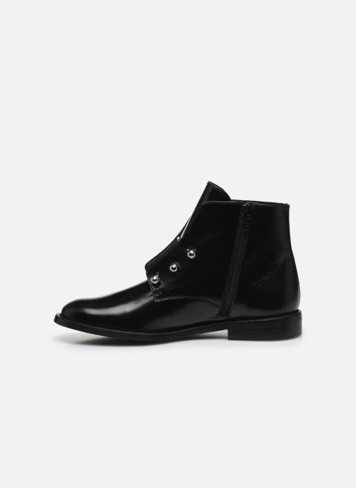Bottines et boots Jonak Dhavlen Noir vue face