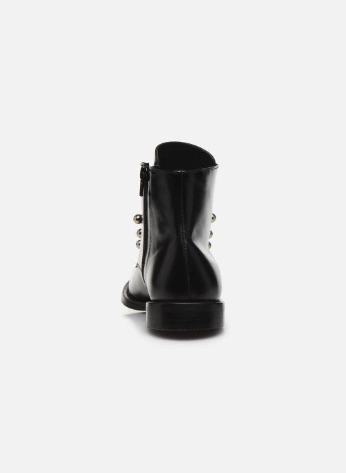 Bottines et boots Jonak Dhavlen Noir vue droite