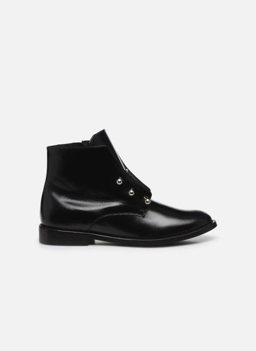 Bottines et boots Jonak Dhavlen Noir vue derrière