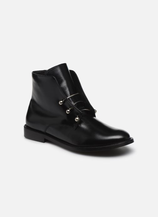 Bottines et boots Jonak Dhavlen Noir vue détail/paire