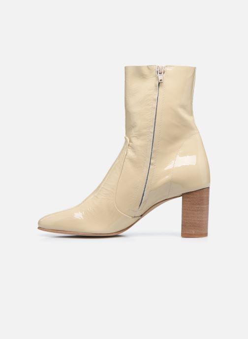 Stiefeletten & Boots Jonak Didlaneo beige ansicht von vorne