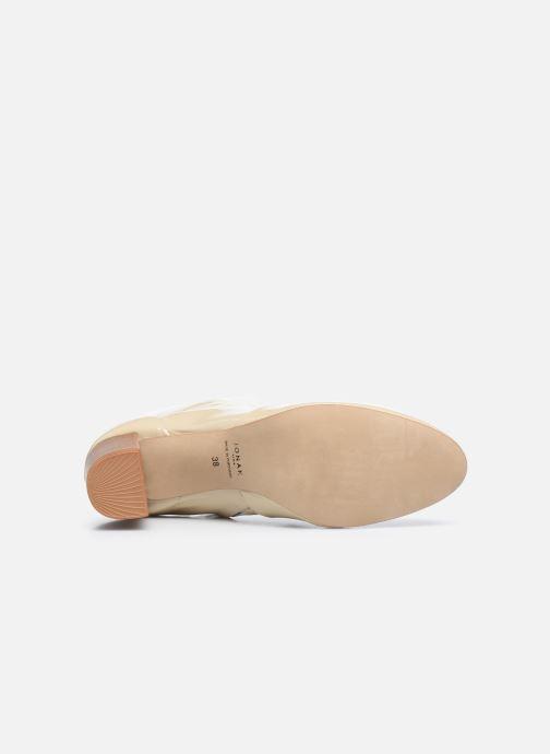 Stiefeletten & Boots Jonak Didlaneo beige ansicht von oben