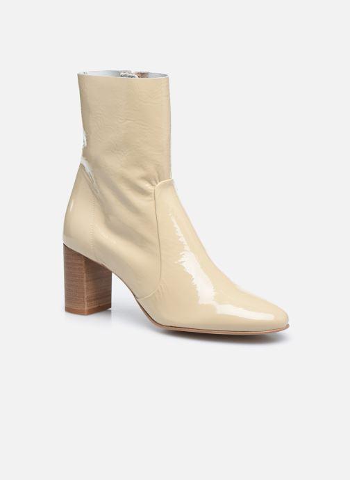 Bottines et boots Jonak Didlaneo Beige vue détail/paire