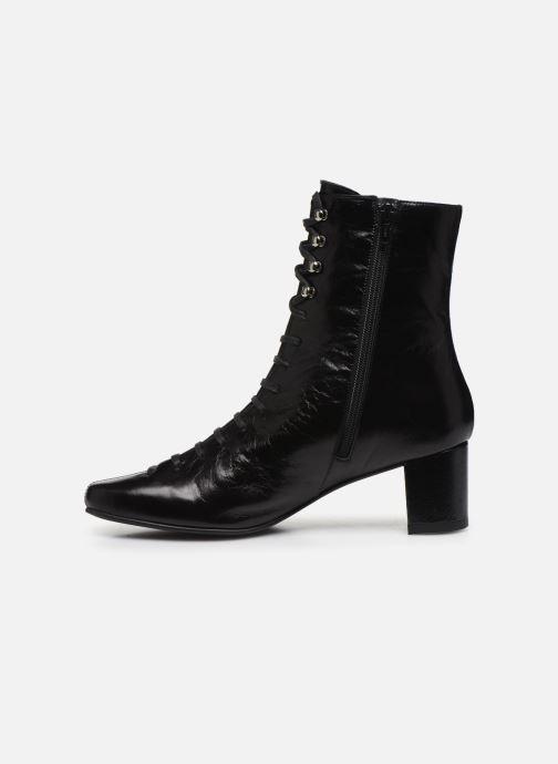 Stiefeletten & Boots Jonak Drimaco schwarz ansicht von vorne