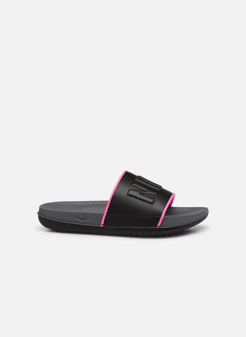 Wedges Nike Wmns Nike Offcourt Slide Zwart achterkant