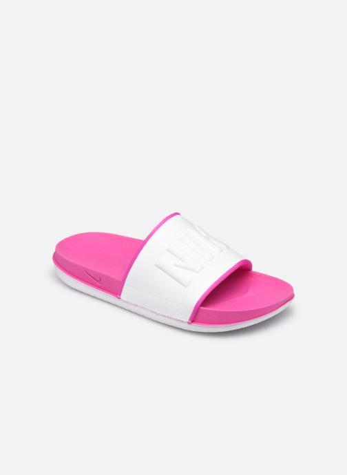 Clogs & Pantoletten Nike Wmns Nike Offcourt Slide rosa detaillierte ansicht/modell