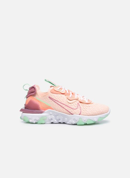 Deportivas Nike W Nike Nsw React Vision Rosa vistra trasera