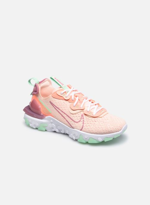 Baskets Nike W Nike Nsw React Vision Rose vue détail/paire