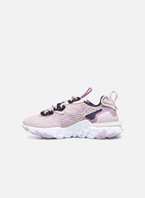 Sneakers Nike W Nike Nsw React Vision Viola immagine frontale