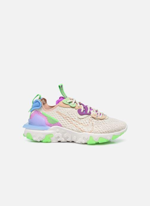 Sneaker Nike W Nike Nsw React Vision beige ansicht von hinten