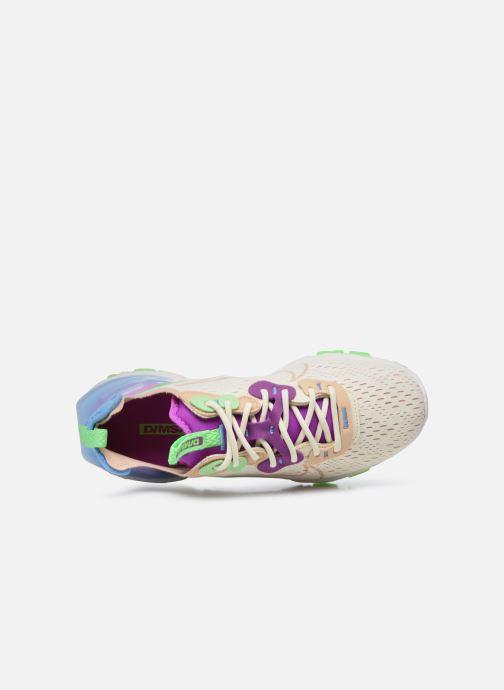Sneaker Nike W Nike Nsw React Vision beige ansicht von links