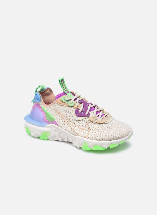 Sneaker Nike W Nike Nsw React Vision beige detaillierte ansicht/modell