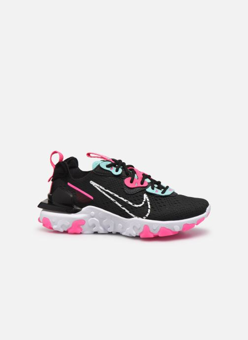 Sneakers Nike W Nike Nsw React Vision Nero immagine posteriore