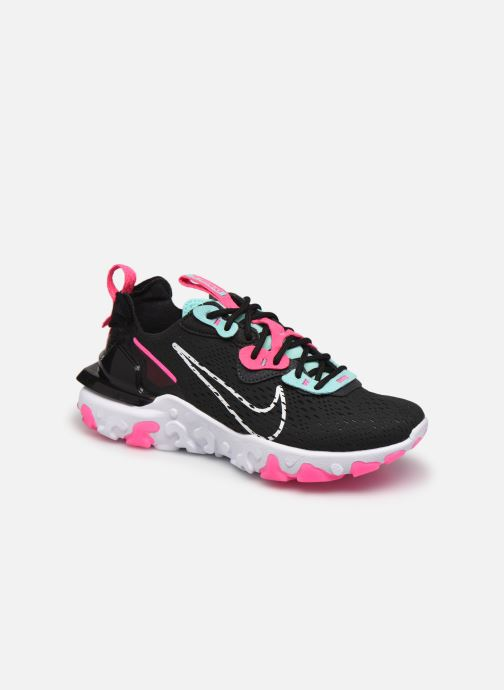 Deportivas Nike W Nike Nsw React Vision Negro vista de detalle / par