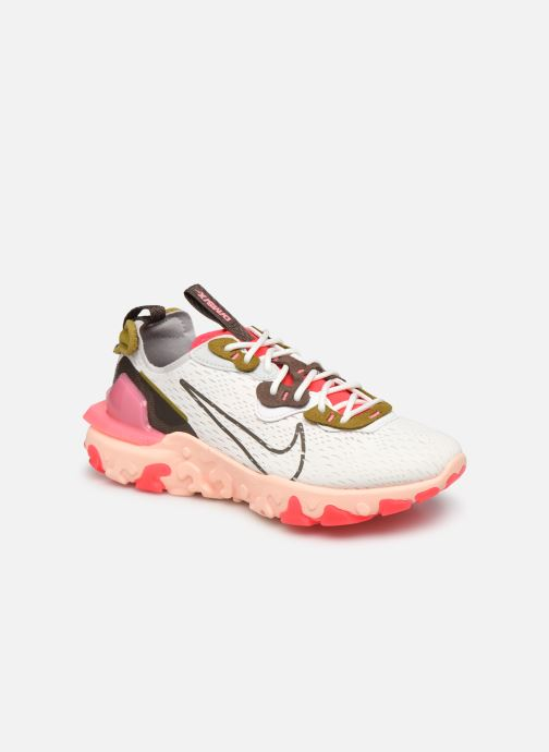 Baskets Nike W Nike Nsw React Vision Blanc vue détail/paire