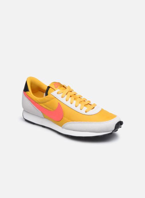 Baskets Nike W Nike Dbreak Jaune vue détail/paire