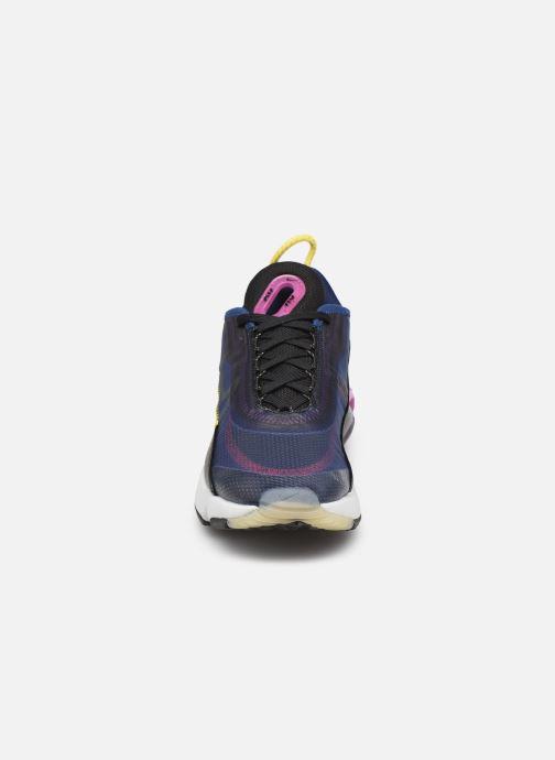 Sneakers Nike W Air Max 2090 Blå se skoene på
