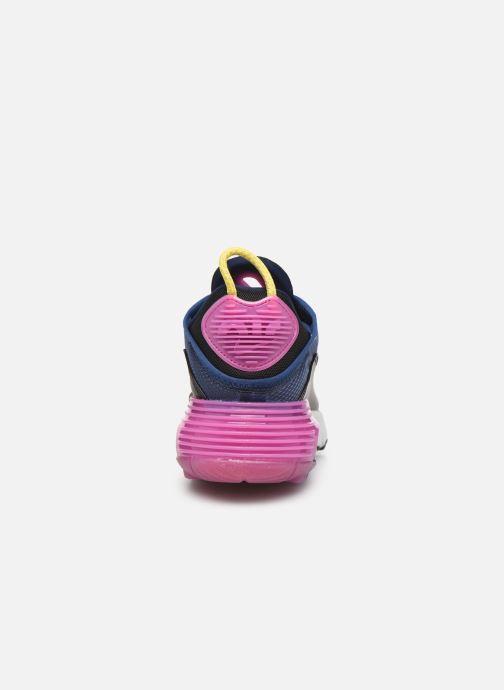 Sneakers Nike W Air Max 2090 Blå Se fra højre
