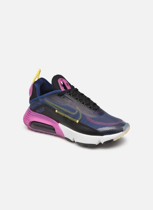 Sneakers Nike W Air Max 2090 Blå detaljeret billede af skoene
