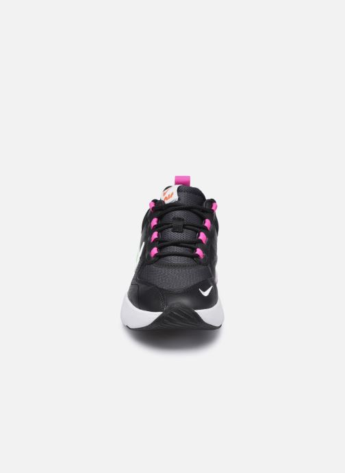 Sneaker Nike W Air Max Verona schwarz schuhe getragen