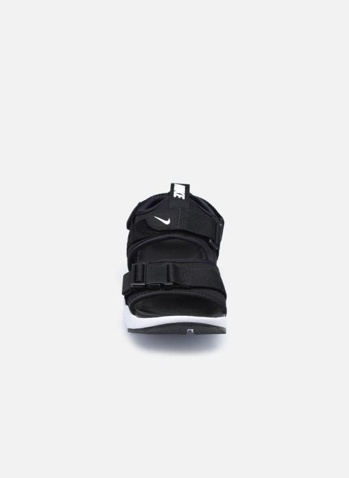 Sandaler Nike Wmns Nike Canyon Sandal Sort se skoene på