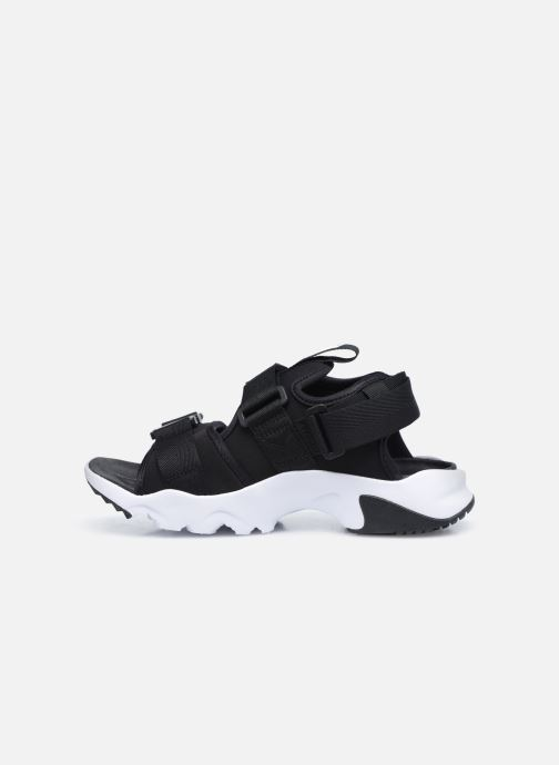 Sandaler Nike Wmns Nike Canyon Sandal Sort se forfra