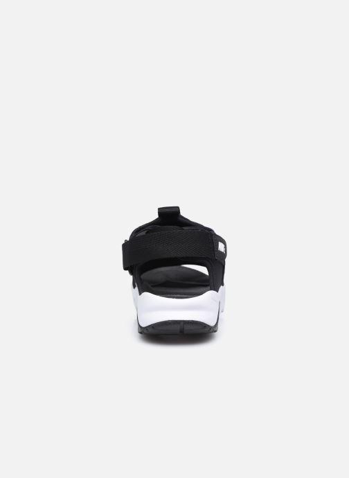 Sandaler Nike Wmns Nike Canyon Sandal Sort Se fra højre