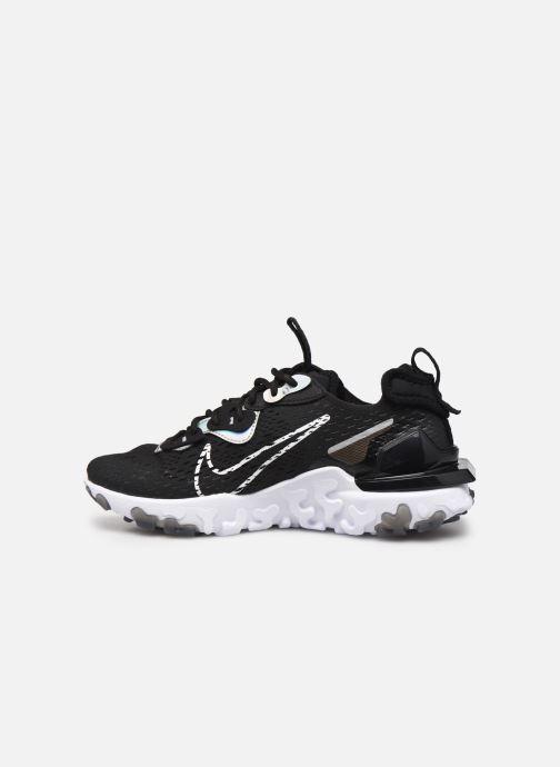 Sneaker Nike W Nike Nsw React Vision Ess schwarz ansicht von vorne