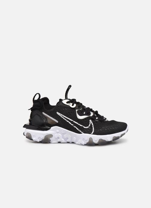 Deportivas Nike W Nike Nsw React Vision Ess Negro vistra trasera