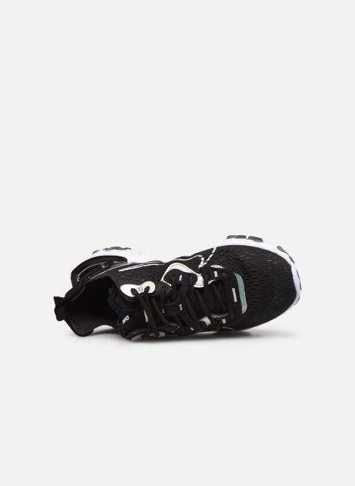 Deportivas Nike W Nike Nsw React Vision Ess Negro vista lateral izquierda